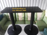 Chân bàn tròn đôi